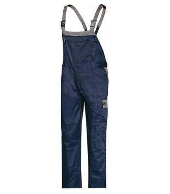 Φόρμα Εργασίας Με τιράντα 046 Μπλε-Γκρι