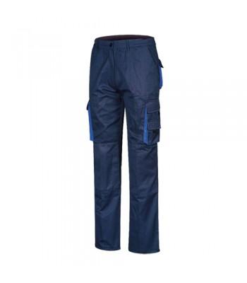Παντελόνι Εργασίας 507 Μπλε-Ρουά