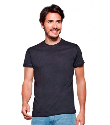 T-shirt Roly 150gr/m² με δύο τυπώματα